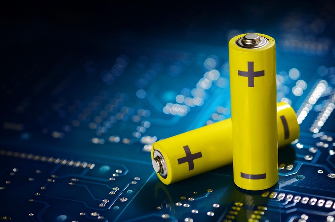 market value lithium battery